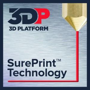 3Dprinting Platform SurePrint Technology