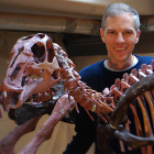 Newly Discovered Hadrosaur Restored with 3D Printing
