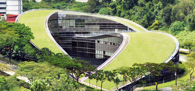 Nanyang Technological University campus