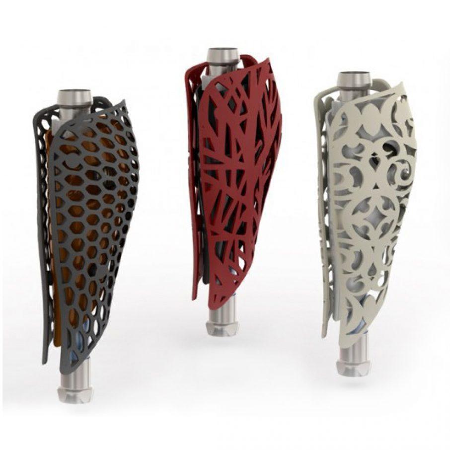 Sensory Extension For Prosthetic Legs