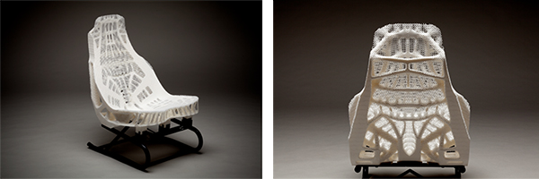Toyota 3d Prints Lightweight Car Seat 3d Printing Industry