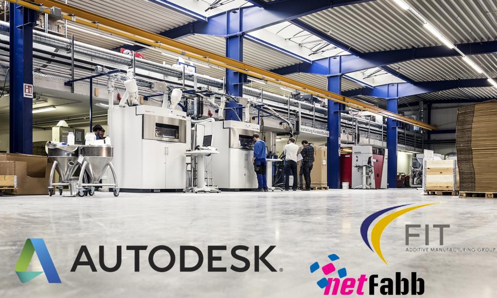 AutodeskFITnetfabb 3D pritning