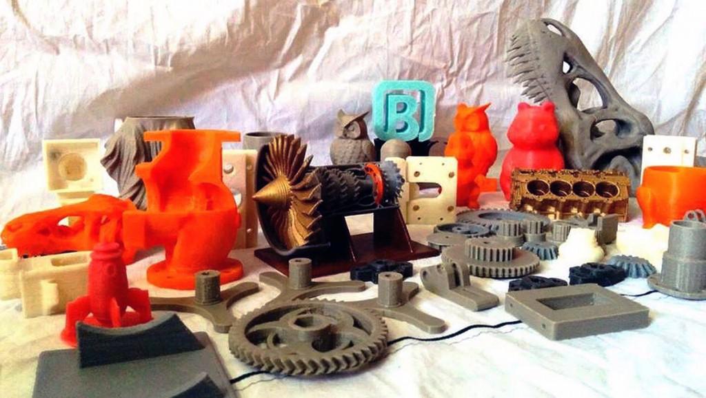 Botzlab Drona Sample 3D Prints