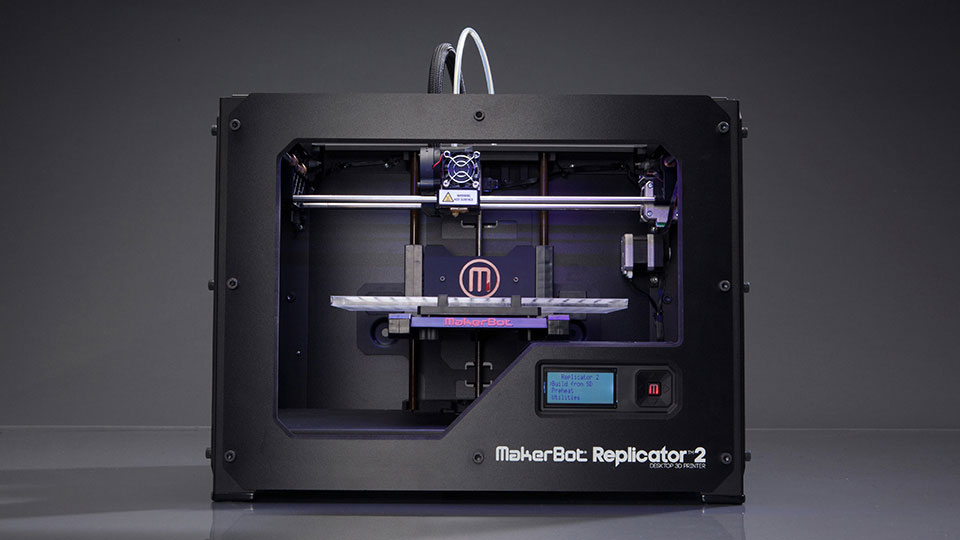 MakerBot Replicator 2 3D printer top 10 under $2,500