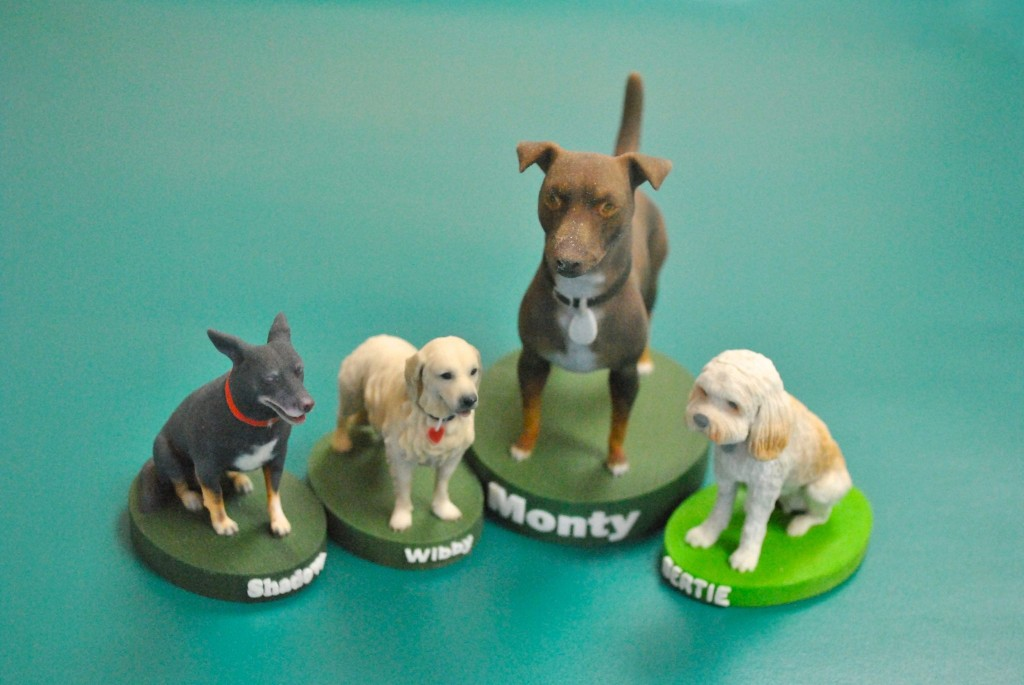 Who Doesn't Want a 3D Printed Figure of Their Pet? - 3D Printing Industry