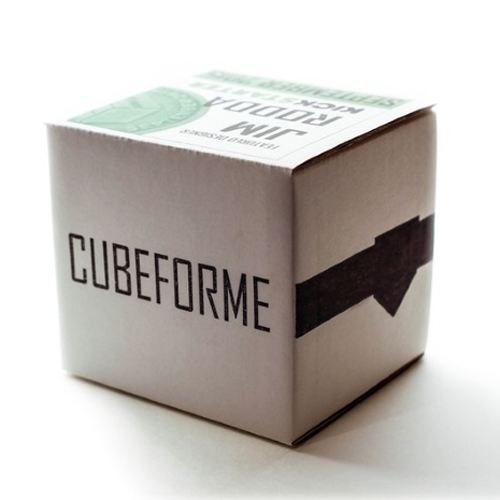cubeforme 3D printing subscription service