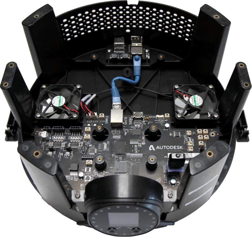 ember 3D printer main board