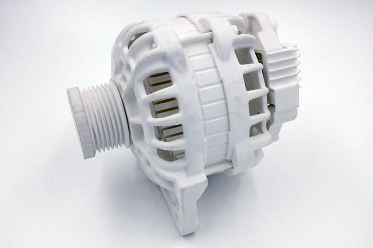 farsoon laser sinter 3D printing automotive part device