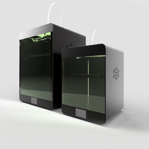 feature northype adam and adam plus hybrid 3D printing machine