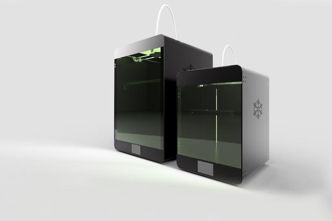 northype adam and adam plus hybrid 3D printing machine