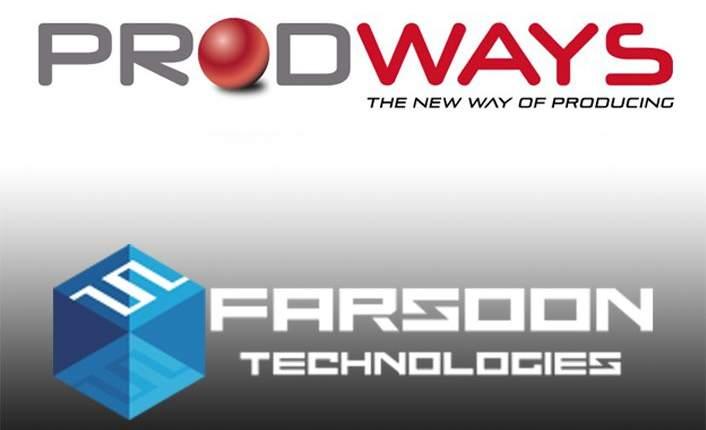 prodways farsoon metal 3D printing logo
