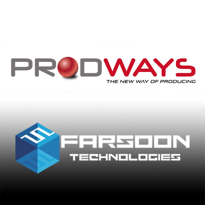 prodways farsoon metal 3D printing logo