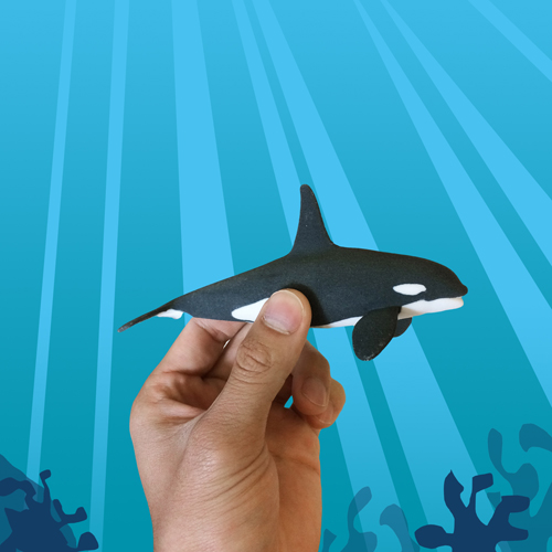 turbosquid 3D prints sharks for shark week through 3D Hubs