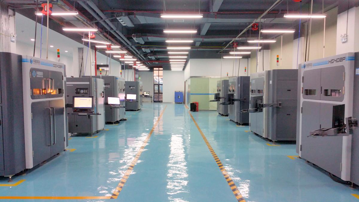 varia3D's farsoon laser sintering 3D printing facilities