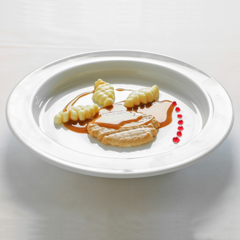 3D printed food for the elderly