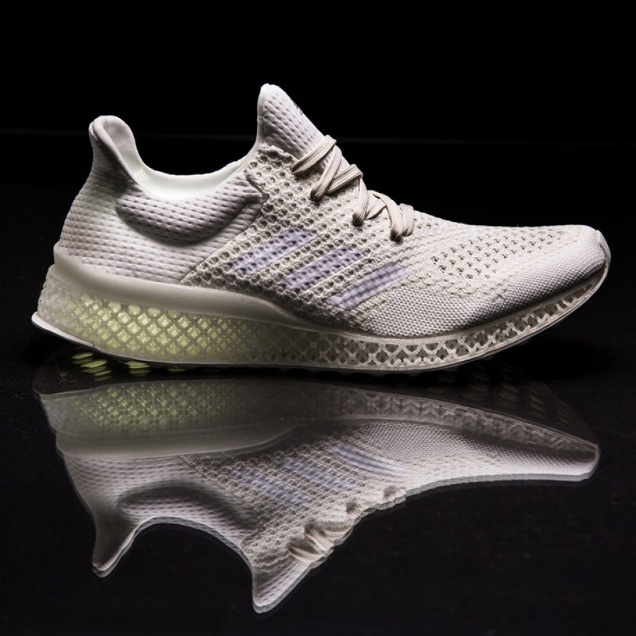 Adidas Futurecraft Shoes with 3D Printed Soles