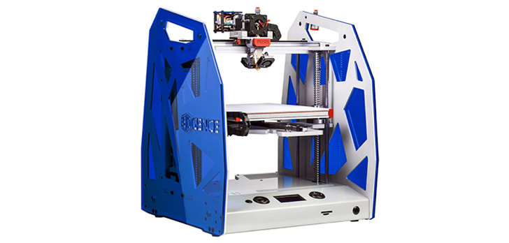 3DGence one 3D printer from Poland