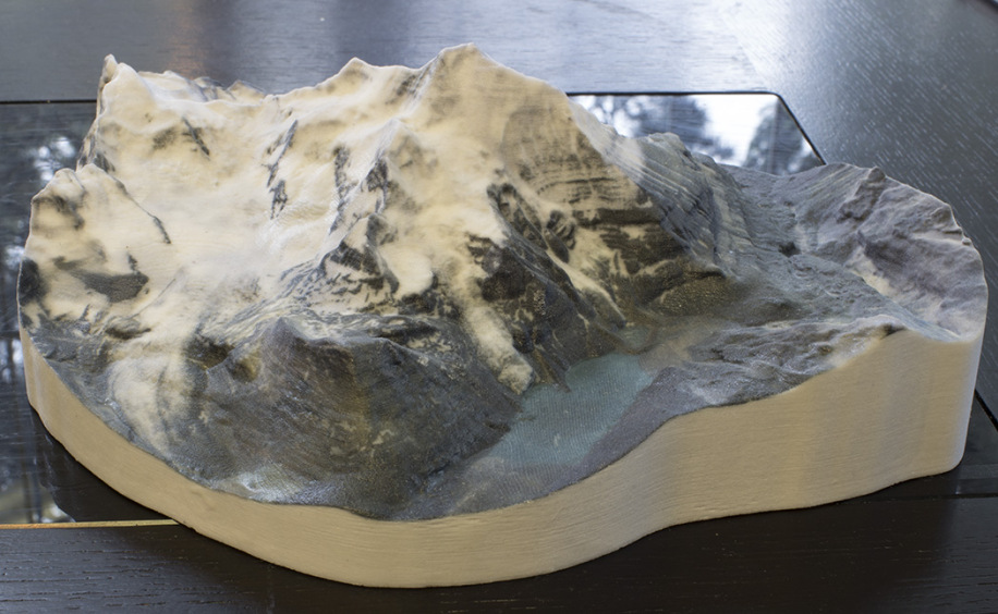 3dprinting_Mt.-Robson-Model