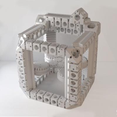 dollo 3d printed 3d printer