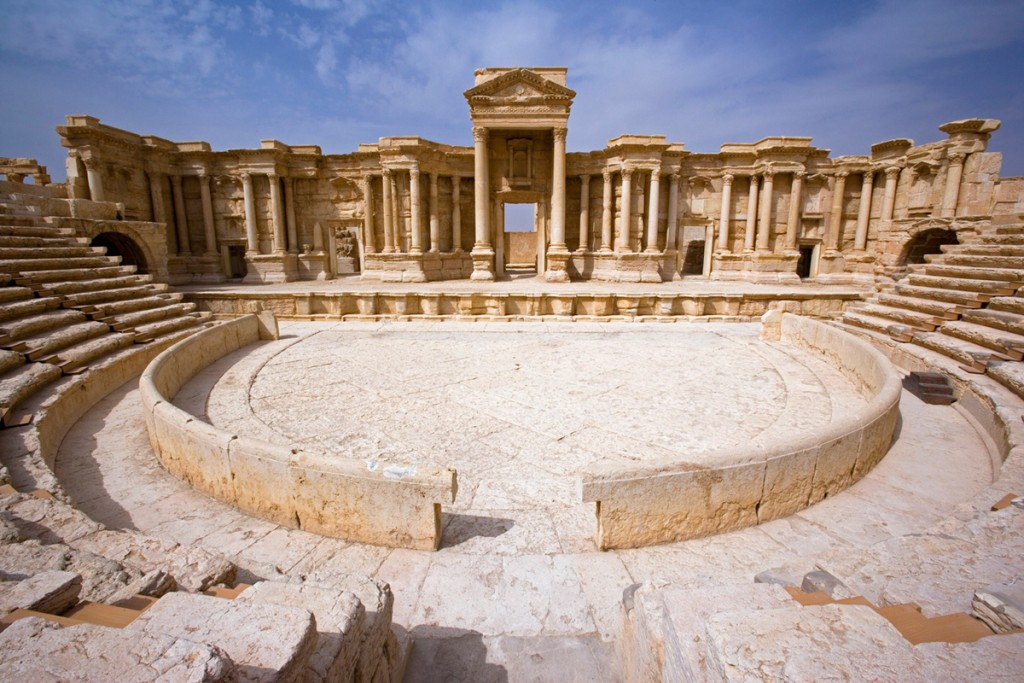 Palmyra pre-ISIS destruction
