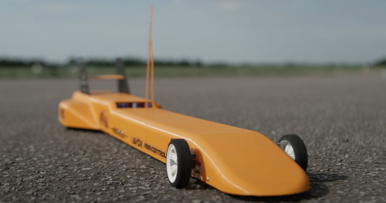 World S Fastest Rc Car 3d Printed On Ultimaker 2 Extended