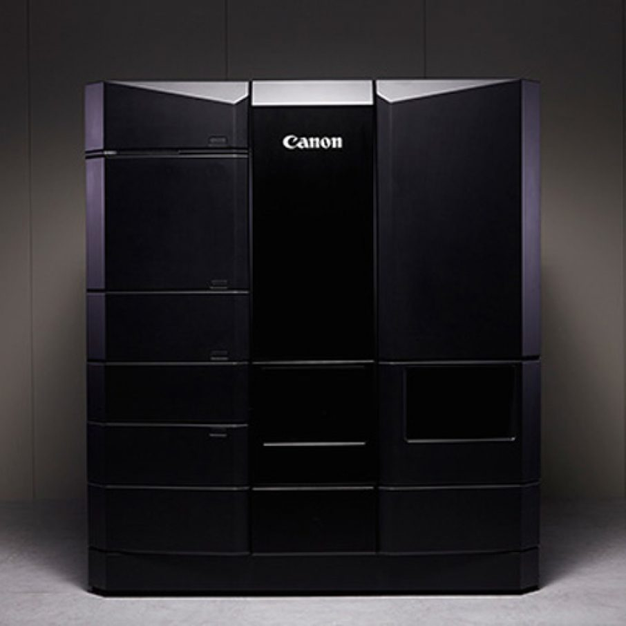Canon Unveils Resin 3D Printer & Mixed Reality Headset
