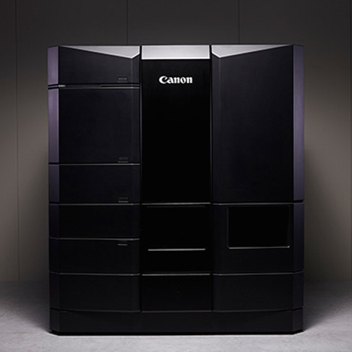 canon resin 3D printer to rival HP multijet fusion