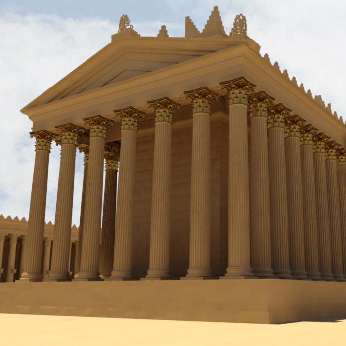 free 3D printable temple of bel by #NEWPALMYRA #FREEBASSEL
