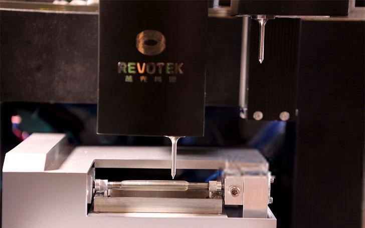 full revotek first commercial blood vessel 3D printer