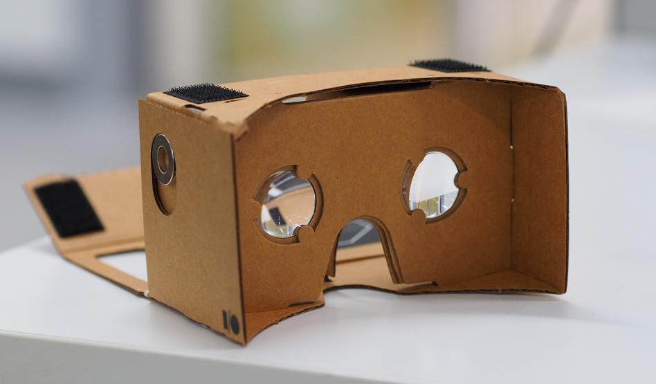 google cardboard vr 3D printing