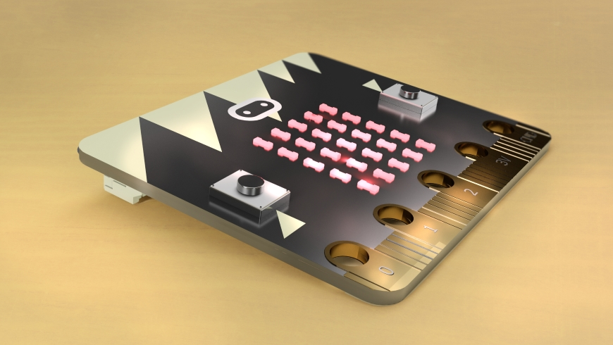 BBC micro:bit Even More Accessible for Schools with Free CAD