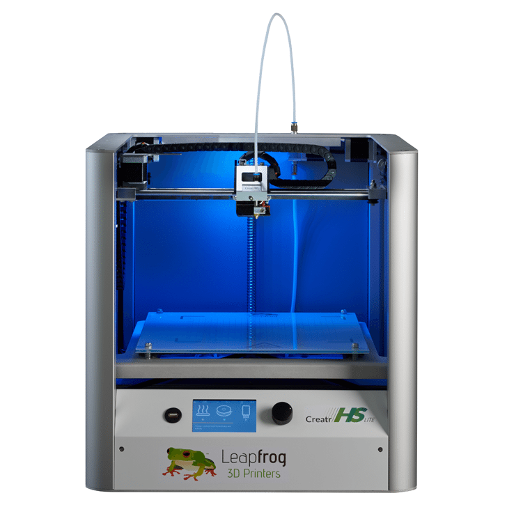 Leapfrog's New Creatr HS Lite 3D Printer: Compact Design