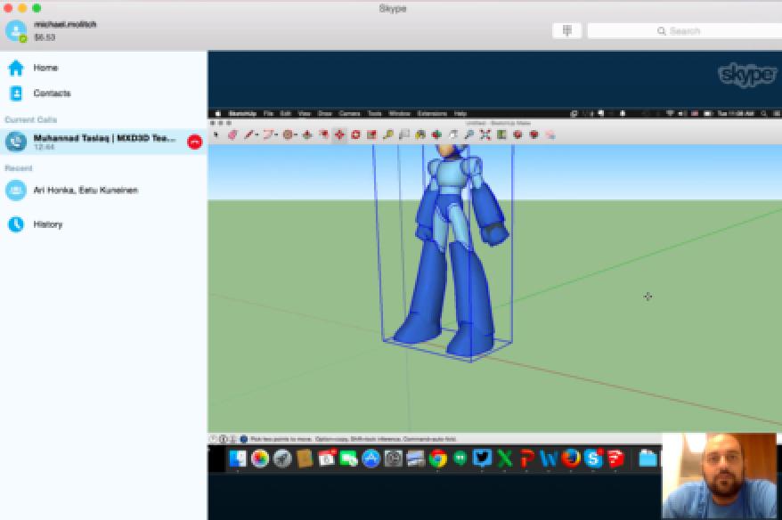 makeprintable sketchup plugin 3D printing file repair