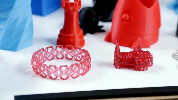 makerarm 3D prints