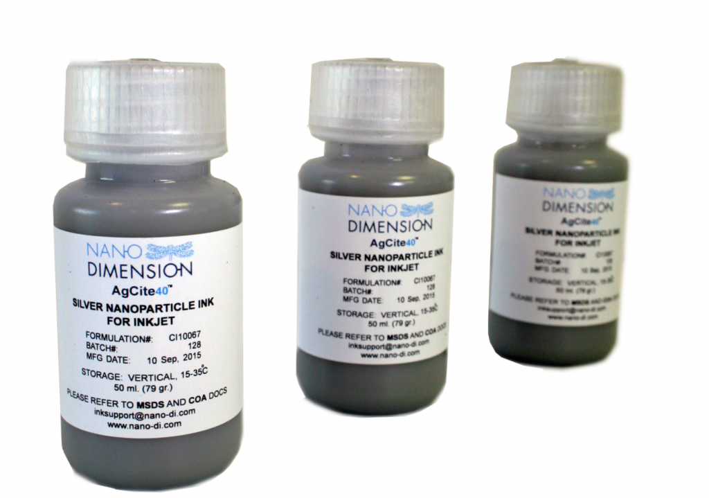 nano dimension ink