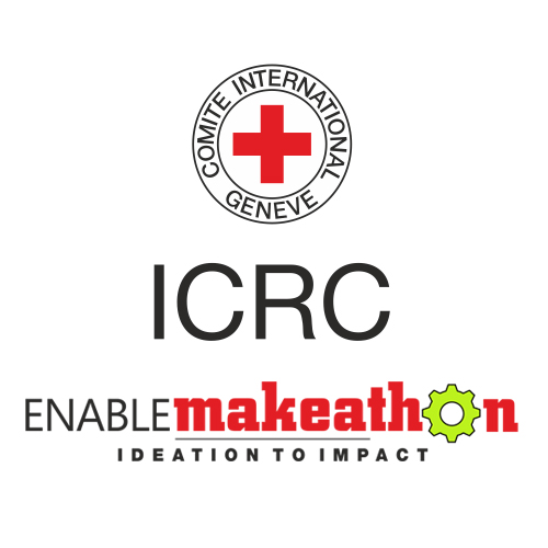 red cross 3D printing enable makeathon for disabilities