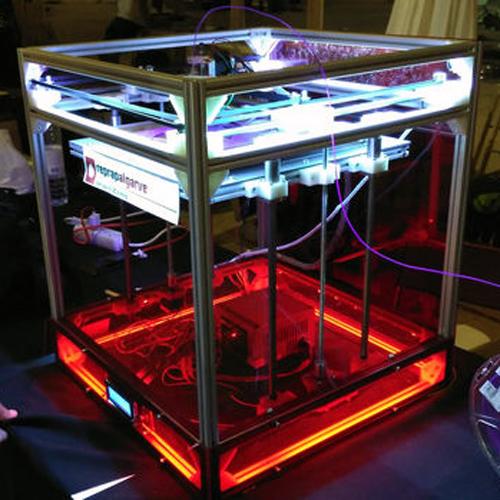 vulcanus max 3D printer