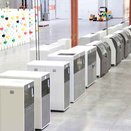 WhiteClouds Opens World's Largest Full-Color 3D Printing Factory