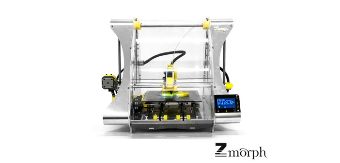 zmorph 2.0 s 3D printer fabricator