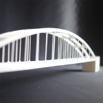 zmorph 3D printed bridge in poland