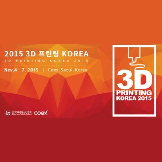 New Printers Populate 3d Printing Korea 2015 3d Printing