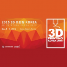 New Printers Populate 3D Printing Korea 2015