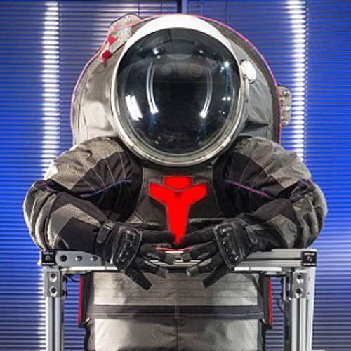NASA Hopes to 3D Print Spacesuits on Mars