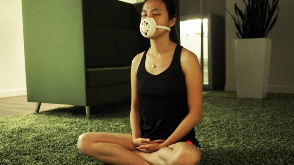 3D printed sendinaden breath easy mask