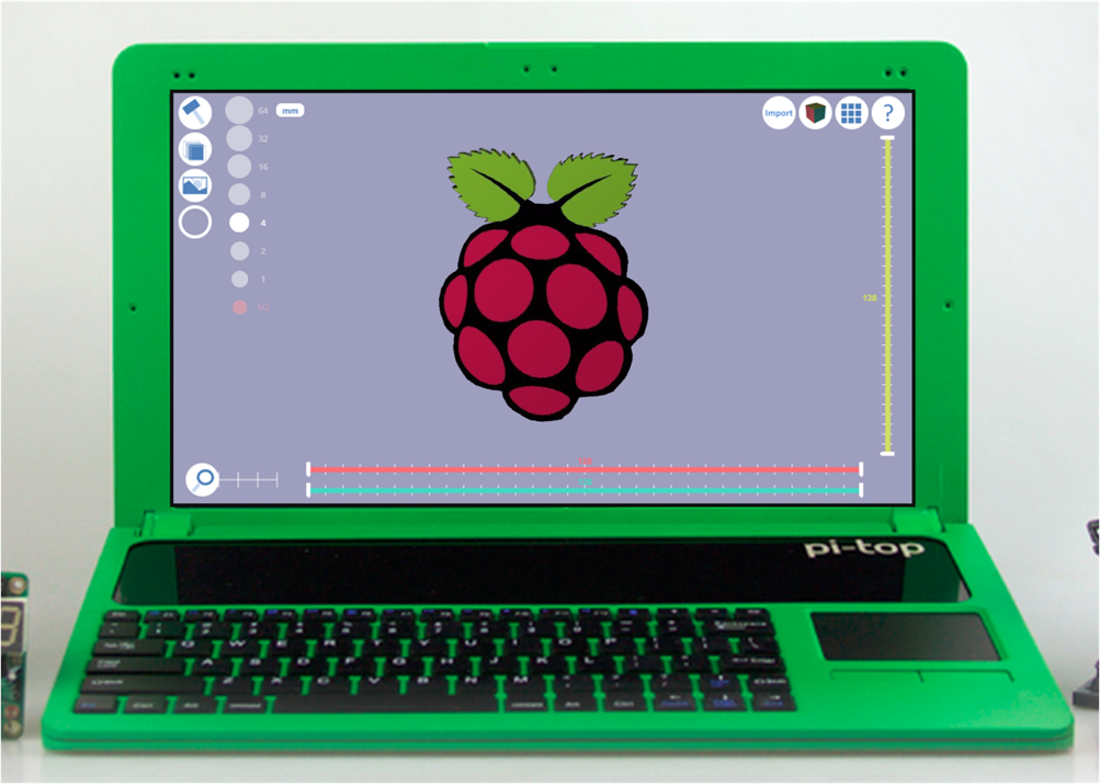 3d Modeling Hits Raspberry Pi With 3d Slash Pi Top 3d