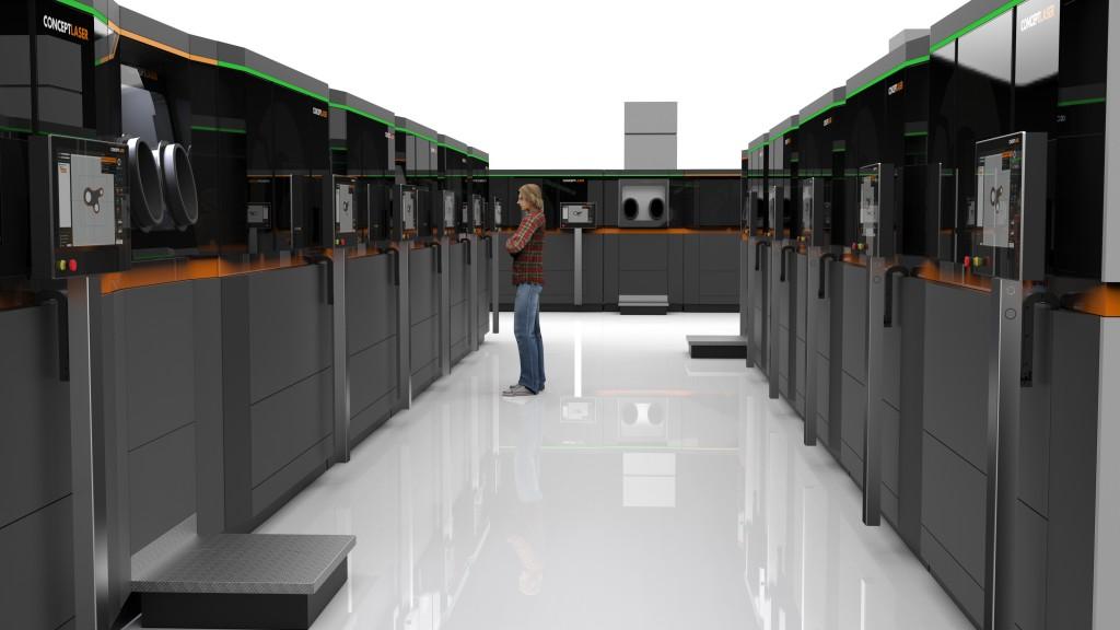 Concept Laser Factory