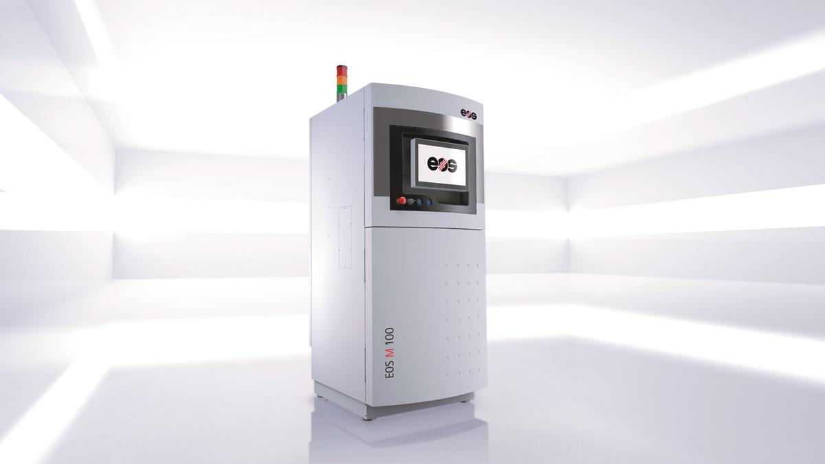 eos dmls machine cost