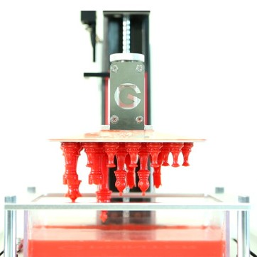 Gooo3D Launches UV-Powered Low-Cost DLP 3D Printer