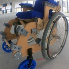 HU-GO: An Ambitious 3D Printable Wheelchair on Thingiverse