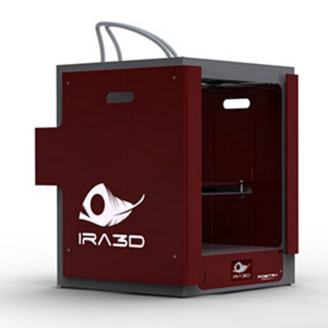 The Speed of Ira3D's 3D Printers Takes Drawpon Lab to a New Dimension